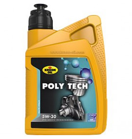 KROON OIL 32578 POLY TECH 5W-30 1л