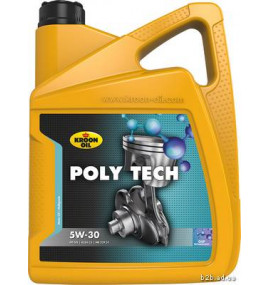 KROON OIL 35467 POLY TECH 5W-30 5л